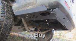 Land Rover Discovery III IV 3 Et 4 Au 15 Avril Pare-chocs Arriere En Acier Couvercle -road