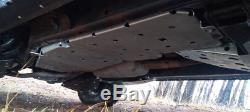 Land Rover Discovery III IV 3 Et 4 Au 15 Avril Reservoir De Carburant Sabot Couvercle -road