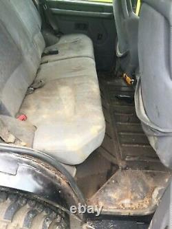Land Rover Discovery Off De Roader
