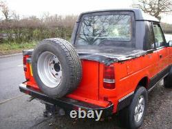 Land Rover Discovery Range Classic Rouge Ramasser Conv. 4x4 Camion Hors Route Fwd