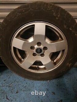 Land Rover Discovery Range Rover Sport Partit Roue En Alliage Avec Pneus 255/60/r18