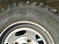 Land Rover Discovery Roues Et Pneus Boue Turbo Insa Off Road 205/80/16