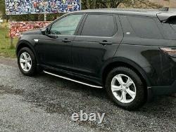 Land Rover Discovery Sport / Evoque Alloys All Terrain Off Road Pneus Avec Tpms