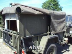 Land Rover Ex Militaire Rapier Recharger Remorque Expedition Bug Out Off Grid