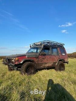 Land Rover Hors Découverte Roader 1