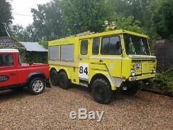Land Rover Off Road Fire Truck Privé Evenement Stonefield P5000 V8 Auto Petrol
