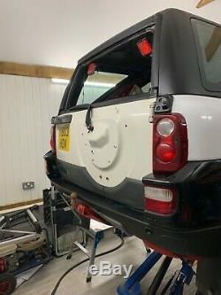 Land Rover Off Road Safari / Hill Rallye Freelander