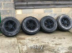 Land Rover Roues Et Pneus. Defender Discovery Range Rover 4x4 Hors Route