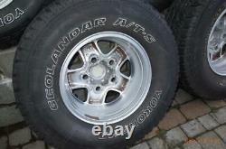 Land Rover Véritable Defender Boost Xs Roues, Pneus Et Écrou De Roue 5 Hors Lr023391