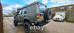 Landrover Discovery 1 300tdi Hors Route Spec 4x4