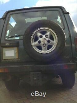 Landrover Discovery 300tdi Manuel 1995 4x4 Off Road Pièces De Rechange Ou De Réparation
