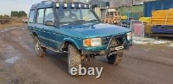 Landrover Discovery 300tdi No Reserve Off Road Project Mot 18 Mars 2021