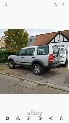 Landrover Discovery 3 Tdv6 Xlifter Offroad 6speed Manuel Off Road
