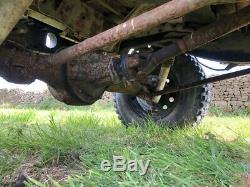 Landrover Land Rover Defender Hors Route Modded V5