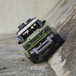 Lego Technic 42110 Landrover Defender, Off Road Modèle De Collection Tout Neuf
