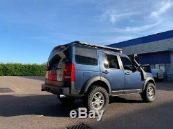 Manuelle Land Rover Discovery 3 Tdv6 2.7 Hors Route