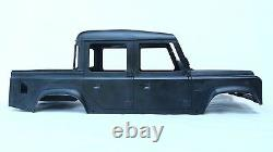 Nouveau Land Rover Defender D110 Hardbody Pour Axial Scx10 Rc4wd Gelande Mex