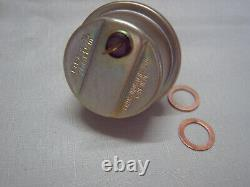 Nouveau Land Rover Series Oil Pressure Gauce Kit 607700/rtc2283 4x4/off Road Leyland