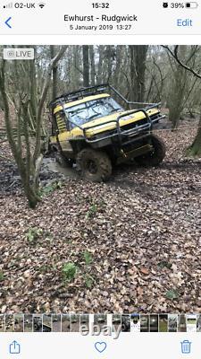 Off Roader Terrain Découverte Rover