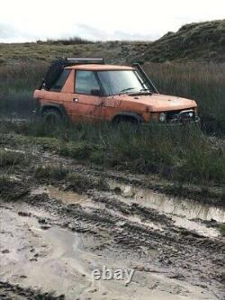 Range Rover Classique Hors Route