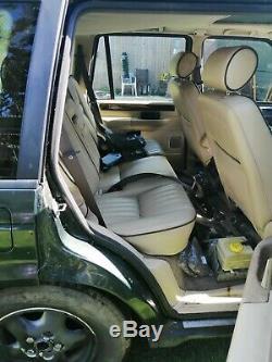 Range Rover P38 Hse V8 4.6 Ltr Parfait Moteur, Avec Voiture + V5. Off Projet Routier