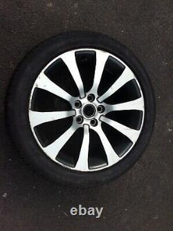 Range Rover Sport Alliage 20 Pouces 275 20 40 Diamant Tourné