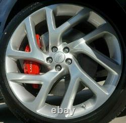 Range Rover Velar L560 Oem 22 X 9 Venom Diamond Turned Wheels Svautobiography