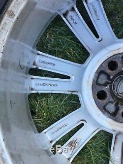 Range Rover Vogue 20 Sport Découverte Jantes En Alliage Tout Terrain Roues Tout Terrain