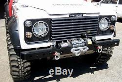 Raptor 4x4 Avant Hd Winch Bumper Land Rover Defender Off Road