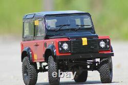 Rc4wd Rc4zrtr0043 Gelände II Rtr 2015 Land Rover Defender D90 Autobiographie Neu