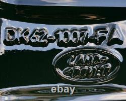 Roues Rover De Gamme D'usine Nouveaux Pneus Oem Véritable Diamant Noir Tourné 5007 Set 4