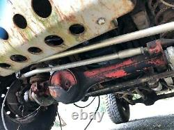 Rover Defender Range Rover V8 Hybrid Offroader Projet Réparation De Pièces Détachées