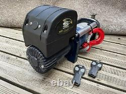 Superwinch Talon 9.5 Recovery Winch 4x4 Off Road Waterproof Landrover Synthétique