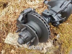 Terrain Rover Defender 110 Essieu Heavy Duty Front Salisbury - Détendez-vous