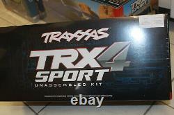 Traxxas 82010-4 Trx-4 Kit De Ramassage Sportif 110 Bausatz Neu En Ovp