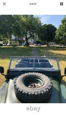 Très Rare Et Authentique Rover De 12 Places Série 3 Hors Route Sur 33 Ans