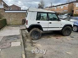 Utilisation Hors Route De Land Rover