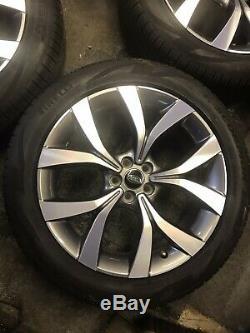 Véritable 2019 Range Rover Evoque 5076 L551 Diamant Se 20 Pneus Roues En Alliage