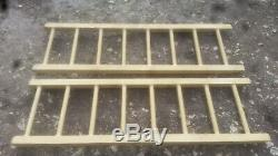 Vtt Loading Ramps Alliage Remorque Ramps Ex Army Surplus Land Rover Off Road Tomcat