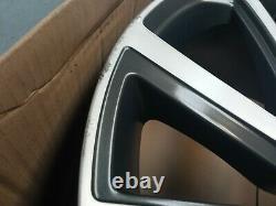 X4 Véritable Land Rover Discovery 5 22 Style 5025 Diamant Jeu De Roues En Alliage Tourné